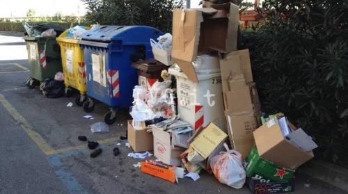 Ordinanza del sindaco per il conferimento di carta e for Conferimento rifiuti